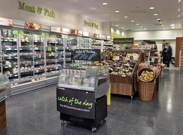 Budgens Hedge End concept store